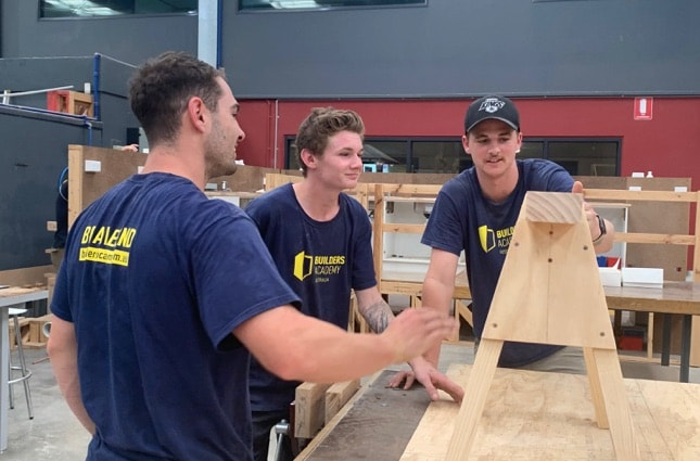 apprenticeship building and construction